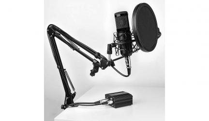 Mars Gaming MMICKIT, un completo set de grabación de sonido