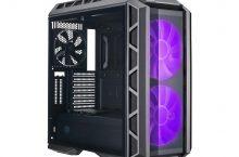 MasterCase H500P: La nueva caja de Cooler Master con tecnología de impresión en 3D