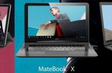 Los nuevos ultraportátiles MateBook de Huawei
