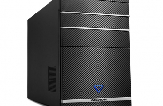 Medion Akoya P2233D, un PC discreto pero funcional