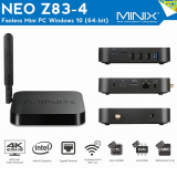 Minix NEO Z83-4, un Mini PC compacto con Windows 10