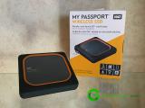 My Passport Wireless SSD, probamos esta unidad externa