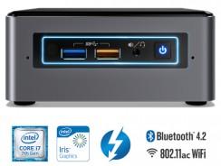 NUC7i7BNH, el Mini PC para convertir el salón de casa en un centro de ocio