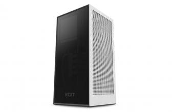 NZXT H1, una caja Mini-ITX a la que prácticamente no le falta nada