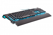 Nacon CL-510, un teclado ideal para el gaming