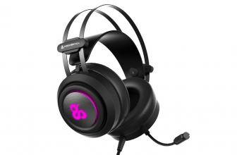 Newskill Drakain, auriculares gaming con RGB para jugar con estilo