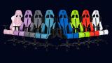 Newskill Horus Zephyr, silla gaming con acabado en tela muy colorida