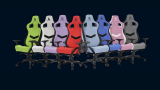 Newskill Osiris Zephyr, una buena silla gaming acabada en tela