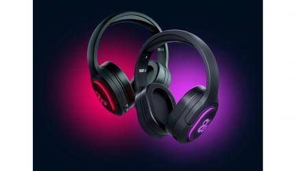 Newskill Scylla, nuevos auriculares inalámbricos gaming