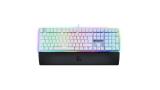 Newskill Suiko Ivory, un bonito teclado mecánico gaming blanco