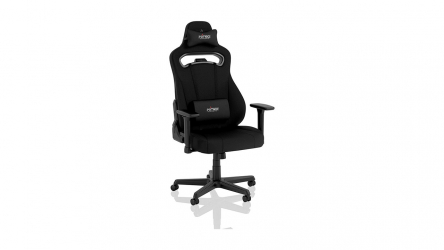 Nitro Concepts E250, silla gaming transpirable y cómoda