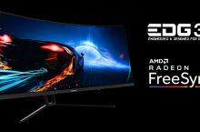 Nixeus EDG 34, un impresionante monitor para gaming