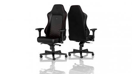Noblechairs Hero, sensacional silla premium para gamers