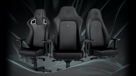 Noblechairs Java Edition, nueva gama de sillas gaming de alta calidad