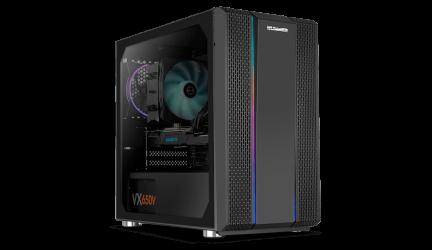 Nox Hummer Fusion S, la torre compacta para un PC gaming