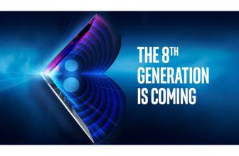 La Octava Generación de procesadores Intel tiene unos rendimientos magníficos