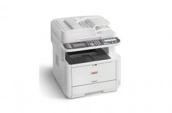 Oki MB472dnw, impresora inalámbrica monocroma y más compacta