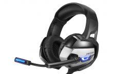 Los auriculares gaming Onikuma K5 llegan a Europa