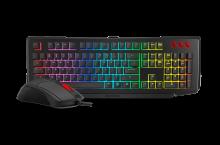 Ozone Double Tap, nuevo pack gaming de teclado y ratón