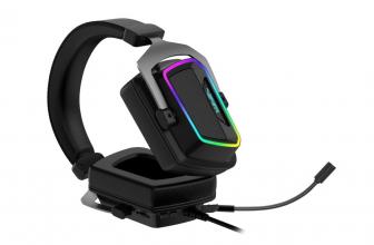 Patriot Viper V380, auriculares gaming RGB con 7.1 virtual