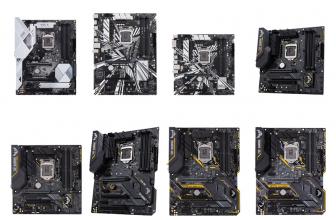 Placas Asus Z390, comparamos todas las versiones