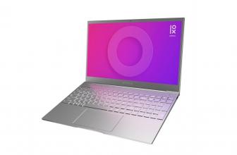 Primux IoxBook 15R3A, ordenador portátil tan bello como cumplidor