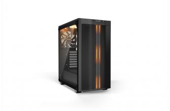 Pure Base 500DX, la nueva semitorre con aspecto gaming de be Quiet!
