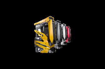 Raijintek NYX PRO, gran caja de diseño abierto para sistemas avanzados