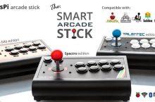 RasPi Arcade Stick, un mando arcade con Raspberry Pi 3B+