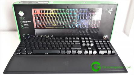 Razer BlackWidow V3, probamos la nueva edición del teclado gaming