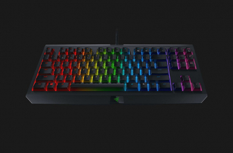 Razer Blackwidow TE Chroma V2, un teclado de campeonato