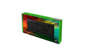 Razer Cynosa Lite, análisis de un teclado RGB interesante
