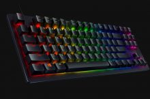 Razer Huntsman Tournament Edition, versión competitiva del teclado