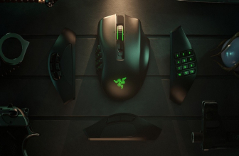 Razer Naga Pro, nuevo ratón modular inalámbrico para MMOs y MOBAs