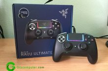 Razer Raiju Ultimate, probamos este increíble mando para PS4 y PC