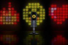 Razer Seiren Emote, un micrófono con pantalla LED