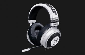 Razer Stormtrooper, edición especial de los auriculares Kraken
