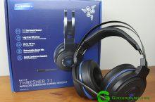 Razer Thresher 7.1, auriculares gaming para PS4 y PC