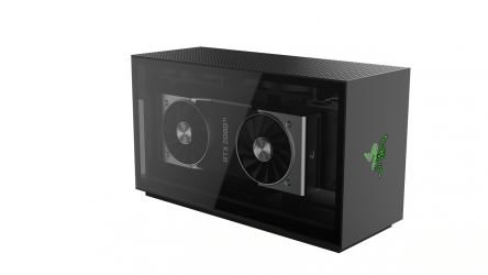 #CES2020: Razer Tomahawk, PC ultracompacto modular gaming