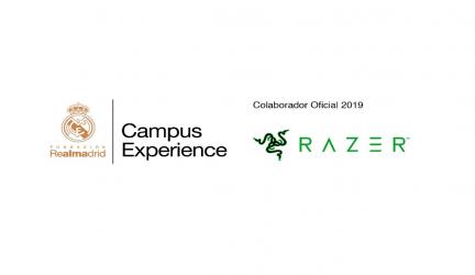Razer llega a un acuerdo de colaboración con Campus Experience de la Fundación Real Madrid