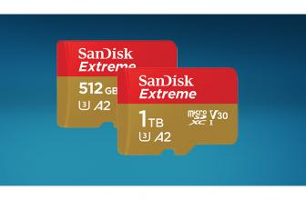 #MWC19: Presentación de la tarjeta microSD de 1TB de SanDisk