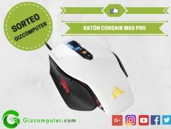 SORTEO: Ratón Corsair M65 Pro para FPS, ¡consíguelo gratis! [FINALIZADO]