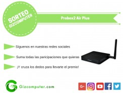 SORTEO: Probox2 Air Plus, un Mini PC gratis para ti [FINALIZADO]
