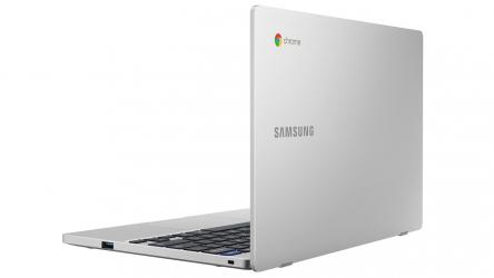 Samsung Chromebook 4+ XE350XBA-K01ES, salto de calidad en diseño