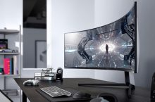 Samsung Odyssey, monitores ultrapanorámicos para gamers