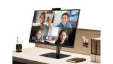 Samsung Webcam Monitor S4, pantalla con webcam integrada