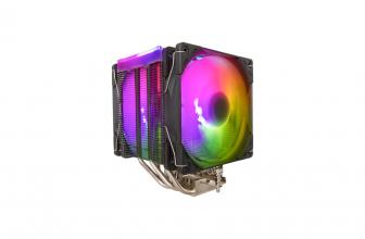 Scythe Mugen 5 ARGB Plus, un potente nuevo cooler con iluminación