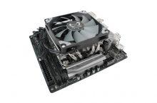Scythe Shuriken 2, un cooler para CPU en sistemas pequeños