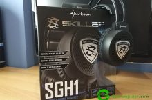 Sharkoon Skiller SGH1, auriculares gaming económicos