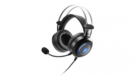 Sharkoon Skiller SGH30, económicos auriculares gaming con RGB